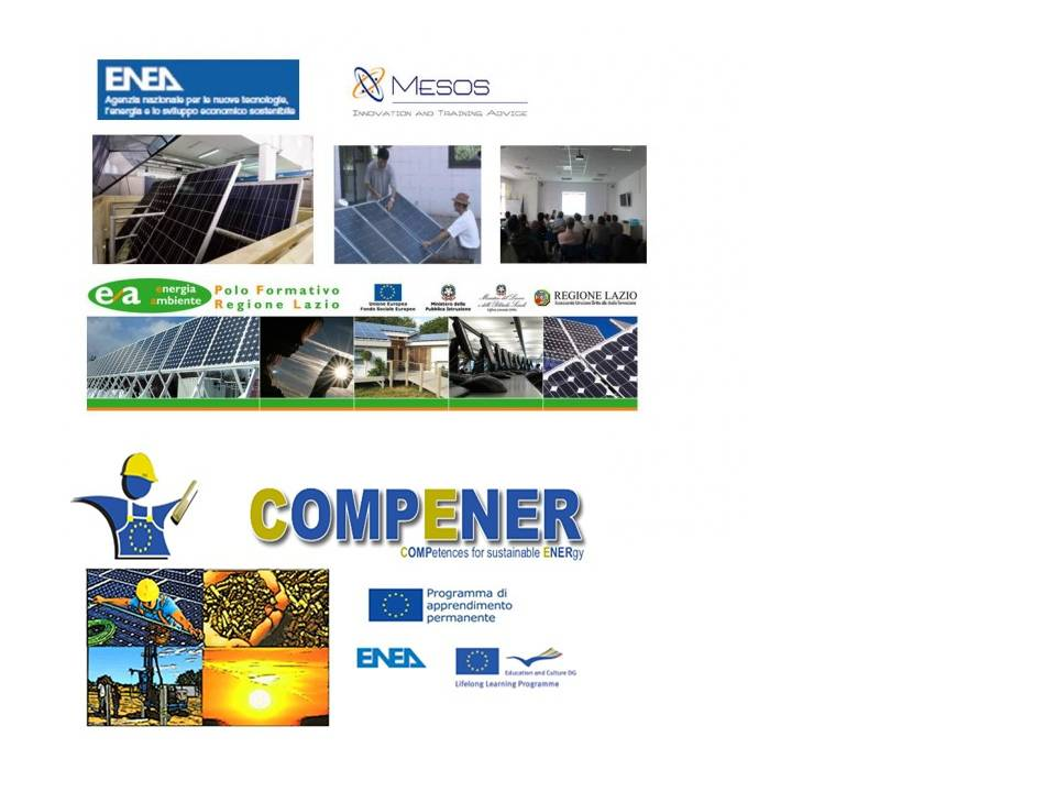 Aggiornamento Competenze Teris Energia